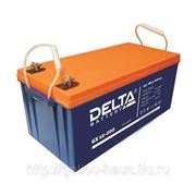 Аккумулятор гелевый Delta GX 12-200 фото