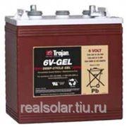 Аккумуляторная батарея TROJAN 6V-GEL 6V 189 А*ч Гелевая. фото