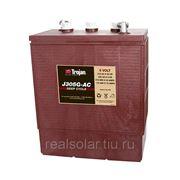 Аккумуляторная батарея TROJAN J305G-AC 6V 315А*ч Тяговая фото