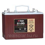 Аккумуляторная батарея TROJAN 31-GEL 12V 102А*ч Гелевая фото