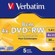 Диски Mini DVD+RW фото