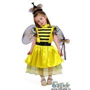 Прокат детского карнавального костюма «Пчелка» фото