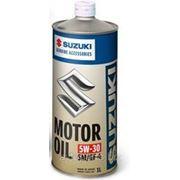Моторное масло Suzuki 5W30 Motor Oil 1л фото