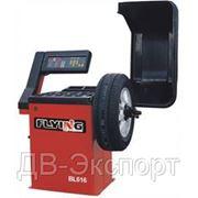 Балансировочный стенд для колес легковых автомобилей BL 616 фото