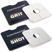 Эталоны шероховатости поверхности GRIT, SHOT фото