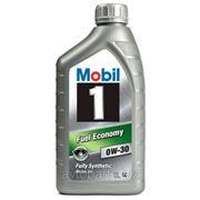 Моторное масло Mobil 1 0W30 Fuel Economy 1л фото