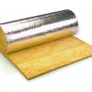 Теплоизоляция с алюминиевым покрытием ISOVER KT 40-AL фото