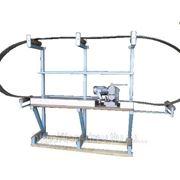 Рихтово-вальцовочный станок VP-210 фото