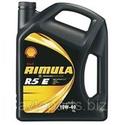 Моторное масло Shell Rimula 10W40 R5 E 4л фото
