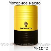 Моторное масло, М-10Г2, SAE: 30, API: CC - 216,5 литров фото