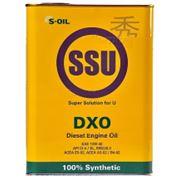 Моторное масло дизельное Dragon SSU DXO 10W40 4л фото
