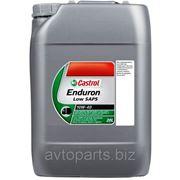 Моторное масло CASTROL Enduron Low Saps 10W40 20л фото