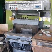 Тигельный бу пресс GUANGYA TYMC-750 для тиснения фольгой, 2010 год фото
