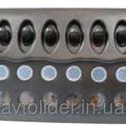Панель с 6-ю водозащищенными тумблерами 814403 фото