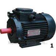Однофазный электродвигатель АИ 1Е 80 В4 Б4 фото
