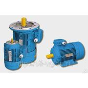Электродвигатель асинхронный трехфазный ABLE MS 8012 (0.75кВт/3000) фото
