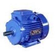 Электродвигатель АИР 71 В4 0,75 1500 фото