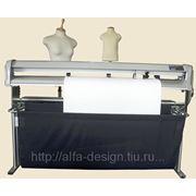 Печать лекал на плоттере фото