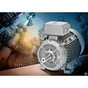 Электродвигатель асинхронный SIEMENS фото