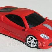 Мышка компьютерная беспроводная Ferrari F430 красная 933RD фото