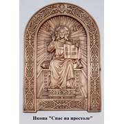 Иконы деревянные резные фото