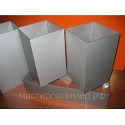 Производство изделий из листового пластика фото