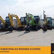 Экскаваторы MITSUBISHI в наличии, в Алматы, в Казахстане фото