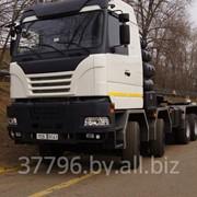 Сидельный тягач МЗКТ-741600 фото