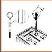 Ареометр для тосола, электролита фото