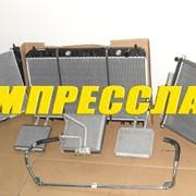 Радиатор кондиционера Mazda 3 2004 BP4K61480C фото