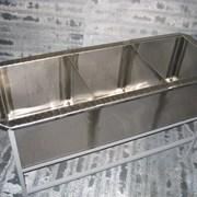 Нержавеющая сталь листовая. Большой выбор. Все форматы. фото