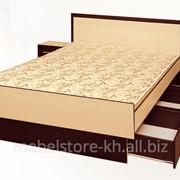 Кровать Комфорт 1.4 м Сокме фото