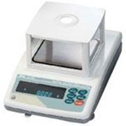 Весы лабораторные GF-1000 фото