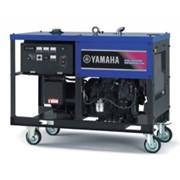 Генератор дизельный Yamaha EDL16000E фото