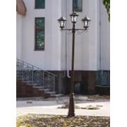 Уличные декоративные светильники фото