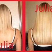 Профессиональное и качественное наращивание волос, Окрашивание волос фото