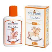 Молочко Helan Солнцезащитное молочко с высоким фактором защиты SPF 30 (Sole Bimbi) - 125 мл. фото