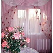 Пошив штор фото