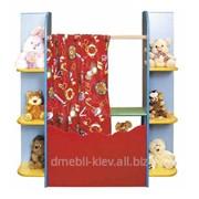 Мебель для дошкольных заведений Театр Петрушка 1360х460х1400 фото