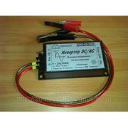ПН5-12-350 Инверторы12/220В, ь 600ВА (350Вт/1100пустимый коэффициент мощности нагрузки PF=0…1 фото