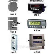 Динамометр электронный растяжения ДОР -3-1 И (2) М 350 фото