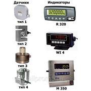 Электронный динамометр сжатия ДОС -3-2000 И (4) М 350 фото