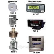 Электронный динамометр сжатия ДОС -3-1000 И (3) М 350 фото