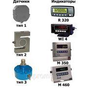 Электронный динамометр универсальный ДОУ -3-1 И (2) R320 фото