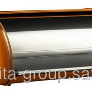Wesco Хлебница Classic Line, оранжевая, хром 205604-25 фото