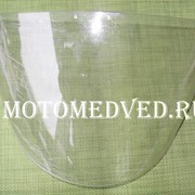 Стекло шлема прозрачное (открытый шлем) фото