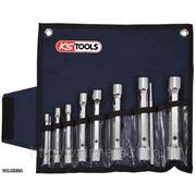 Набор торцевых ключей 6-22мм 10 пр. KSTools фото