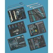 Набор инструментов для BMW HAZET 0-2900-163/258 фото