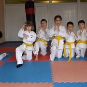 Занятия каратэ фото