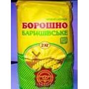 Мука пшеничная высшего и первого сорта Барышевказернопродукт, Пищевые продукты из зерновых фото
